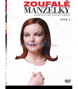 Zoufalé manželky - disk 3 (Desperate Housewives) DVD