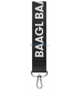 BAAGL Prívesok na kľúče krátky, čierny
