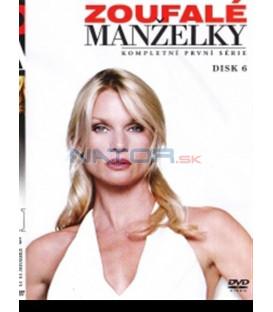 Zoufalé manželky - disk 6 (Desperate Housewives) DVD