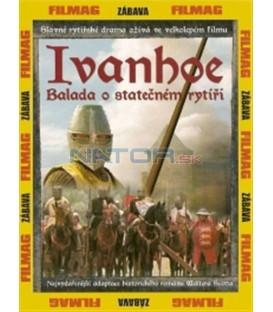 Ivanhoe: Balada o statečném rytíři DVD (Ballada o doblestnom rycare Ajvengo)