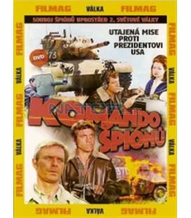 Komando špiónů  DVD (Consigna: matar al comandante en jefe)