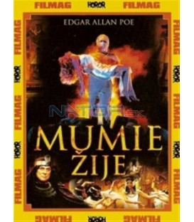 Mumie žije DVD (The Mummy Lives)