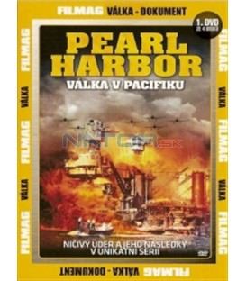 Pearl Harbor - Válka v Pacifiku 1. DVD (Pearl Harbor 65th Anniversary Edition)