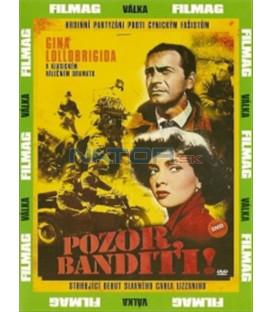 Pozor, banditi! DVD (Achtung! Banditi!)