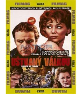 Uštvaný válkou DVD (La porta del cannone)
