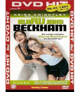 Blafuj jako Beckham (Bend It Like Beckham) DVD