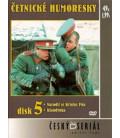 Četnické humoresky 5. DVD - díly 13 a 14
