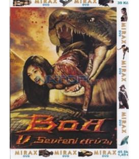 Boa - V sevření hrůzy (Boa... Nguu yak!) DVD