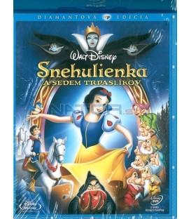 Snehulienka a sedem trpaslíkov - Diamantová edice SK verzia 1xBlu-ray
