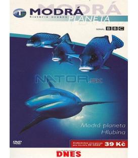 Modrá planeta: historie oceánů 1 - 1. Modrá planeta / 2. Hlubina (The Blue Planet) DVD