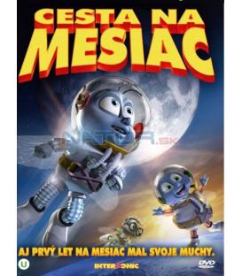 Cesta na Měsíc (Fly Me to the Moon) DVD
