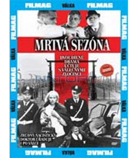 Mrtvá sezóna DVD (Mjortvyj sezon)
