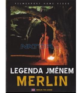 Legenda jménem Merlin (Merlin: The Legend) DVD