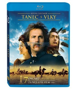 Tanec s vlky (Blu-ray)  (Dances with Wolves)