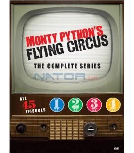 Monty Pythonův létající cirkus 1-4 Kompletní kolekce 7 DVD (Monty Pythons Flying Cicrus 1-4 )