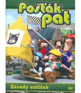 Pošťák Pat - nové příběhy 2. - Závody autíček ( Postman Pat )