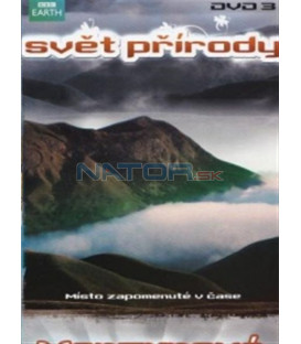 Svět přírody - DVD 3 - Monzunové hory (Natural World: The Mountains of the Monsoon) DVD