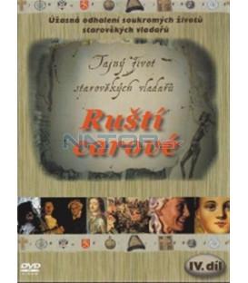 Tajný život starověkých vladařů (4. díl) - Ruští carové (Private Lives of the Tsars) DVD