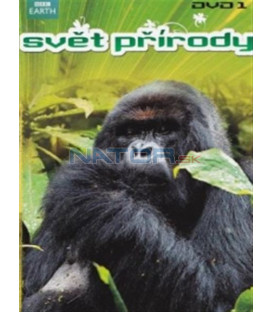 Svět přírody - DVD 1 - Titus: Gorilí král (Natural World: Titus - The Gorilla King) DVD