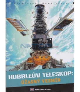 Hubbleův teleskop: Úžasný vesmír (Hubble and Beyond) DVD