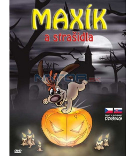 MAXÍK A STRAŠIDLA (Scruff: In Halloween) DVD