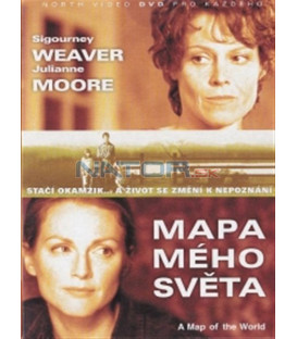 Mapa mého světa (A Map of the World) DVD