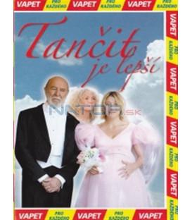 Tančit je lepší (Faut que ça danse!) DVD