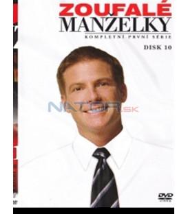 Zoufalé manželky - disk 10 (Desperate Housewives) DVD