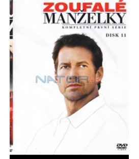 Zoufalé manželky - disk 11 (Desperate Housewives) DVD