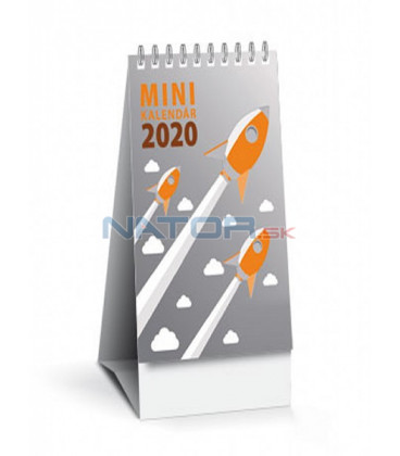 Stolový Minikalendár 2020
