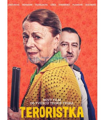 Teroristka 2019 DVD