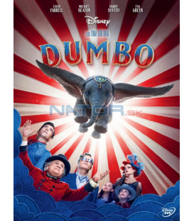 DUMBO 2019 (Hraný film 2019) DVD