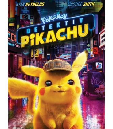 POKÉMON: Detektiv Pikachu 2019 (Pokémon: Detective Pikachu) DVD