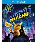 POKÉMON: Detektiv Pikachu 2019 (Pokémon: Detective Pikachu) Blu-ray 3D + 2D