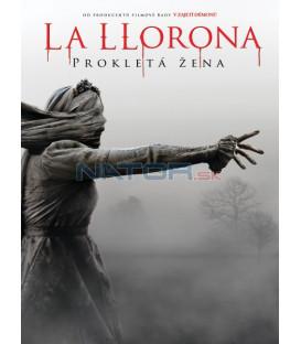 LA LLORONA: Prokletá žena 2019 (The Curse of La Llorona) DVD