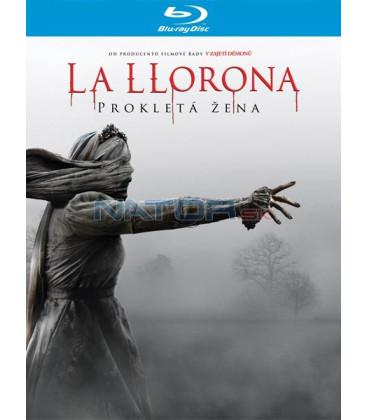 LA LLORONA: Prokletá žena 2019 (The Curse of La Llorona) Blu-ray