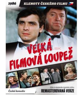 Velká filmová loupež 1986 (remasterovaná verze) DVD