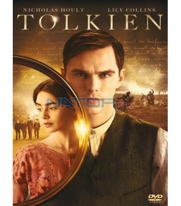 TOLKIEN 2019 DVD