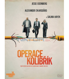 Operace kolibřík 2018 (The Hummingbird Project) DVD