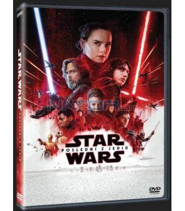 STAR WARS: Epizoda VIII - Poslední z Jediů 2017 (Star Wars: The Last Jedi) DVD