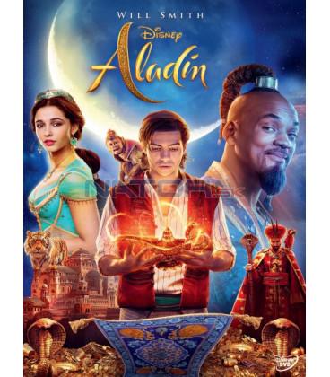 Aladdin 2019 DVD