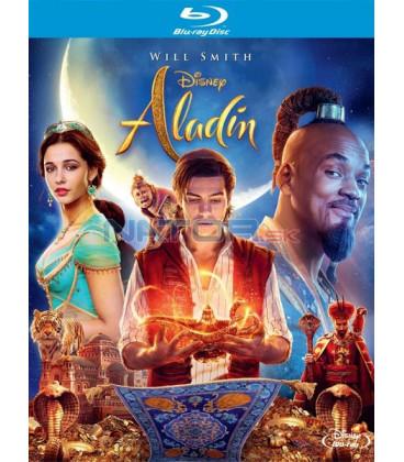 Aladdin 2019 Blu-ray