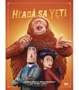 Hľadá sa Yeti 2019 (Missing Link) DVD