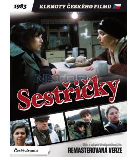 Sestřičky 1983 (remasterovaná verze) DVD