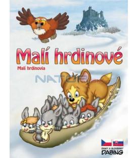 MALÍ HRDINOVÉ (Tiny Heroes) DVD