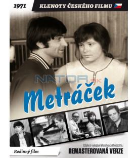 Metráček 1971 (remasterovaná verze) DVD