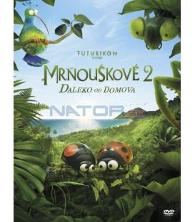 Chrobáčikovia 2 - Mrňouskové 2 : Ďaleko od domova 2019 (Minuscule 2 - Les Mandibules du bout du monde) DVD