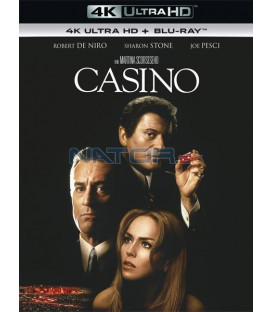 Casino 1995 (4K Ultra HD) - UHD Blu-ray + Blu-ray