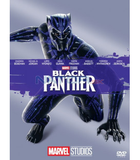 Čierny panter 2018 (Black Panther) - Edice Marvel 10 let DVD