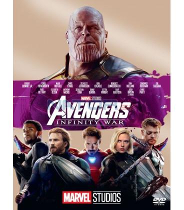 Avengers: Nekonečná vojna 2018 (Avengers: Infinity War) - Edice Marvel 10 let DVD